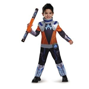 Toddler Miles From Tomorrowland Costume 3T/4T  NWT